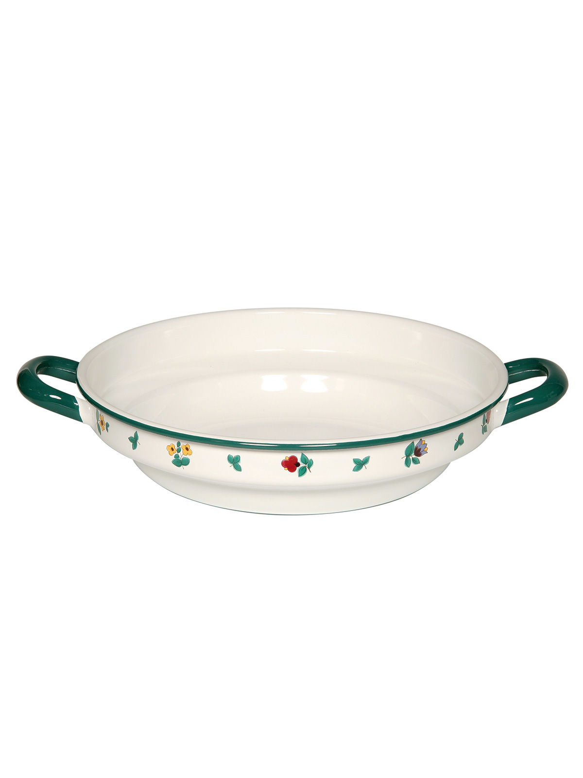 farmer bowl with flowers 2l (0219-49)