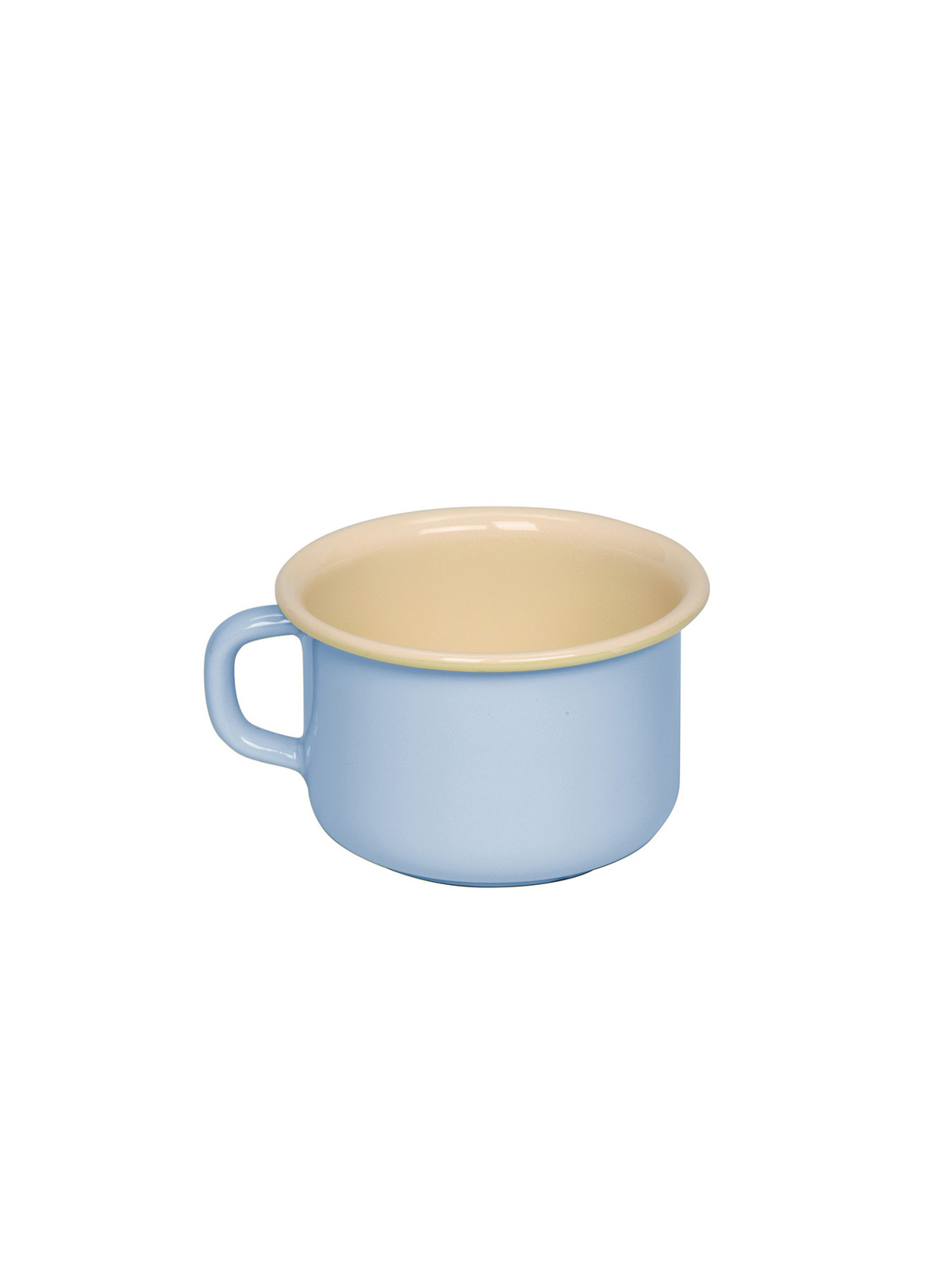 Coffee cup lavender blue (0299-6)