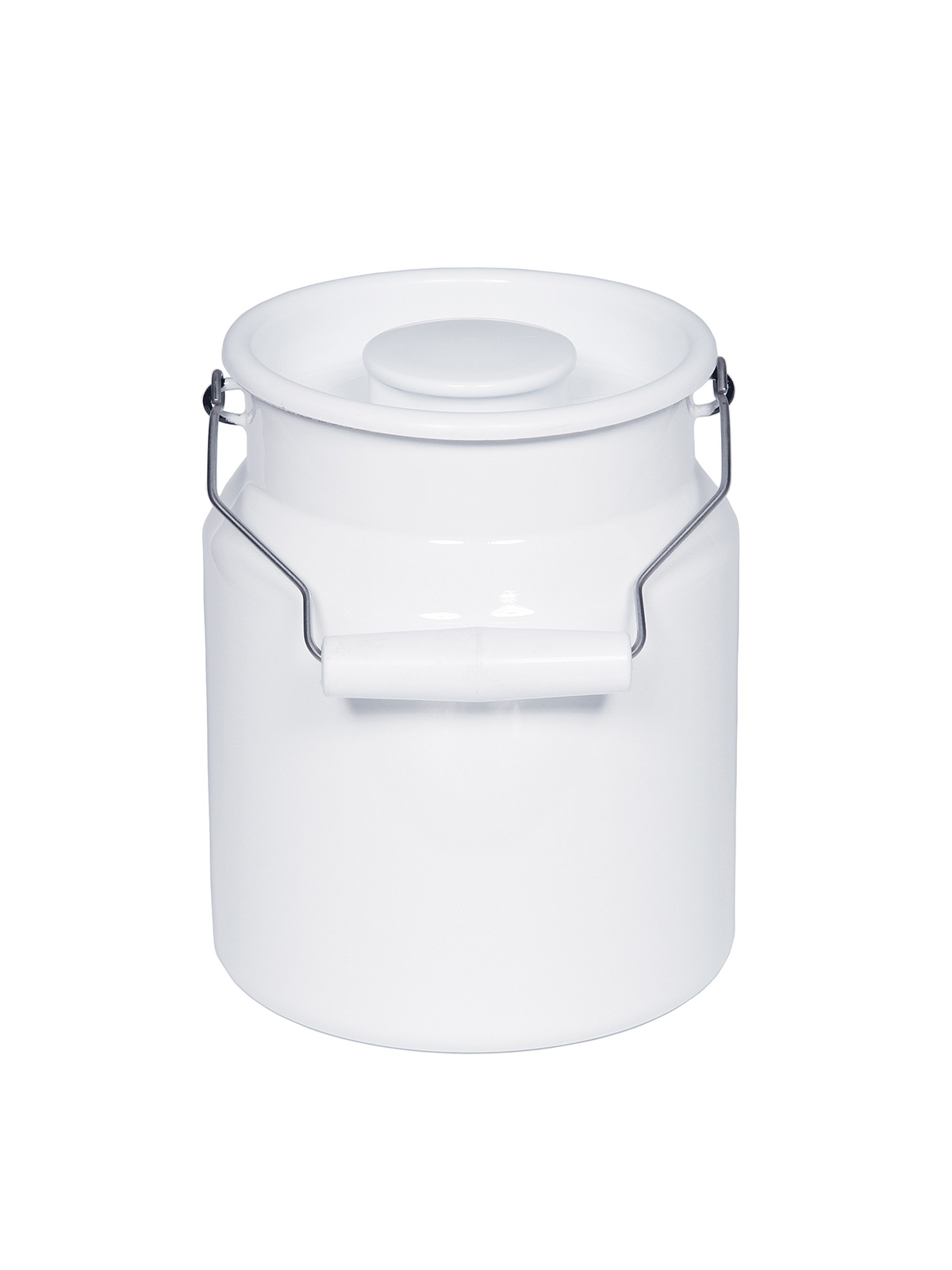 Grandma's Milkcan with lid and handle 2L 0339-033